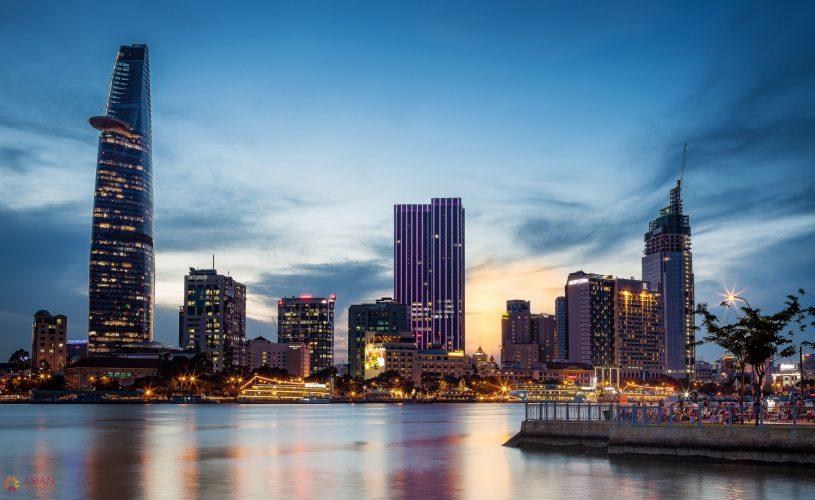 Bitexco Financial Tower Laluna Saigon